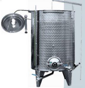 Резервуар с плавающей крышкой OT