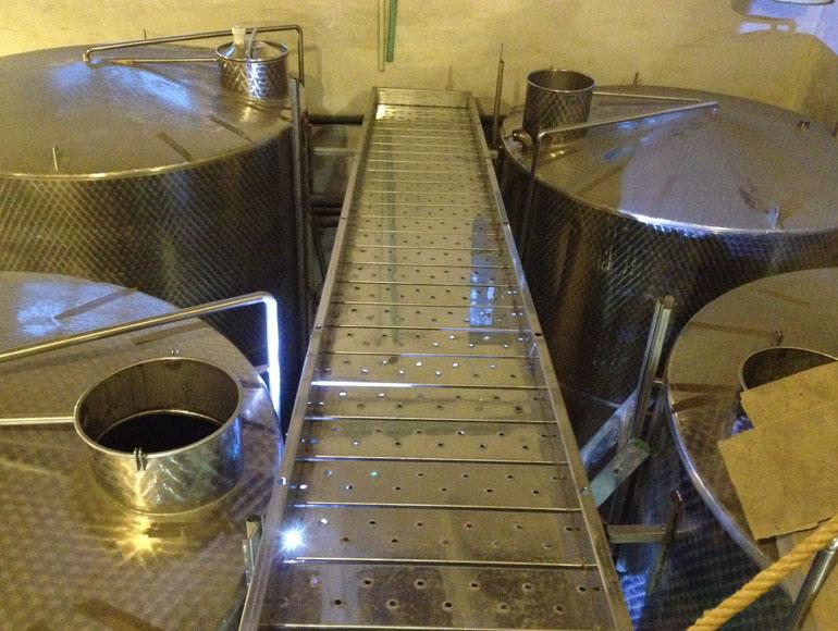 Оборудование для виноделия Инпроминокс